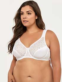 Firm Support Unpadded Underwire Bra - Wonderbra