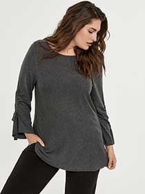 Sweater with Sleeve Detail - In Every Story