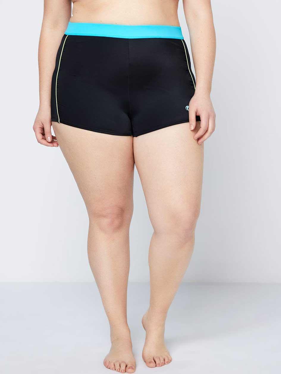 Swim Short with Side Detail - ActiveZone