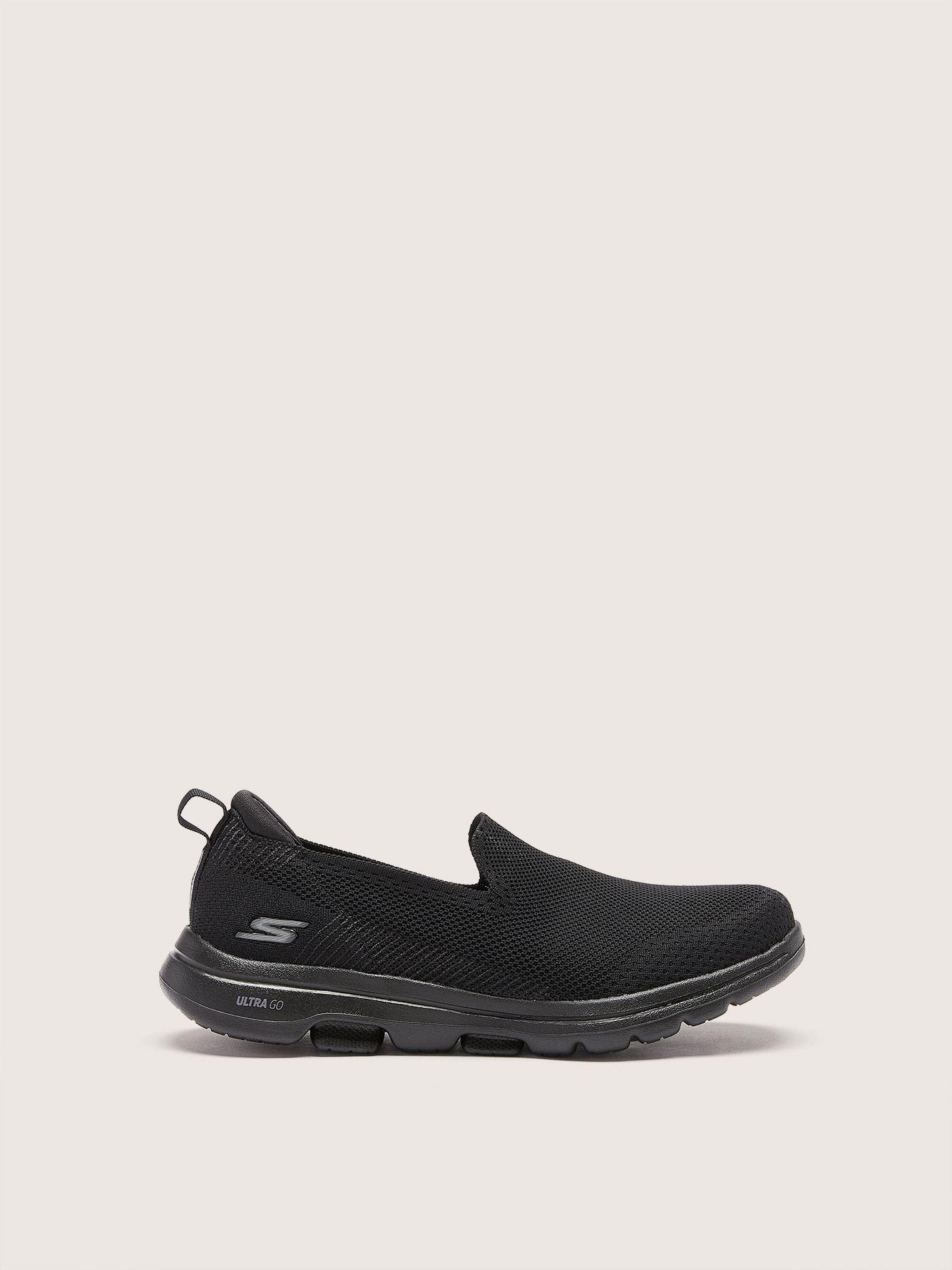 Wide GOWALK 5 Slip On Sneakers