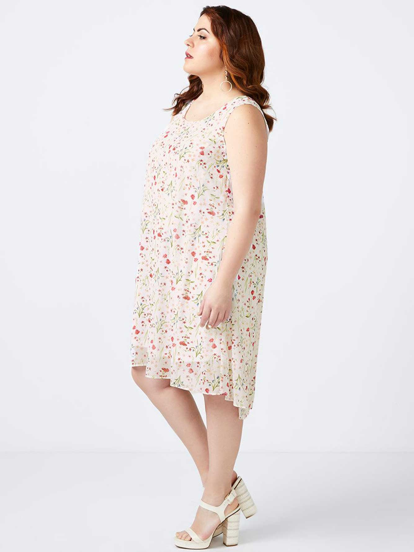 Swing Floral Dress - In Every Story