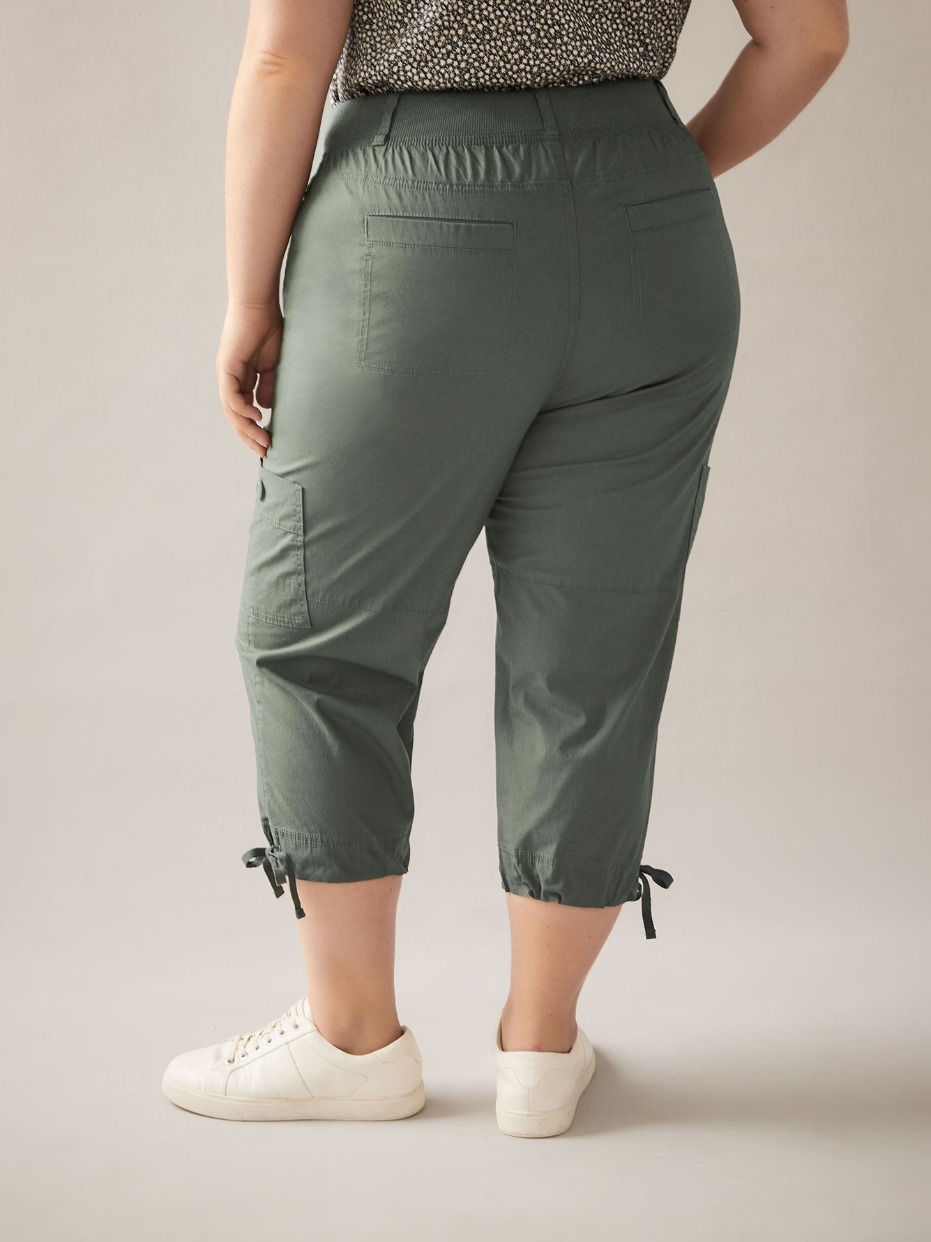 Cargo Capri Pant - In Every Story