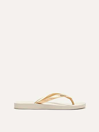 Wide Flip-Flop Sandals - Ipanema