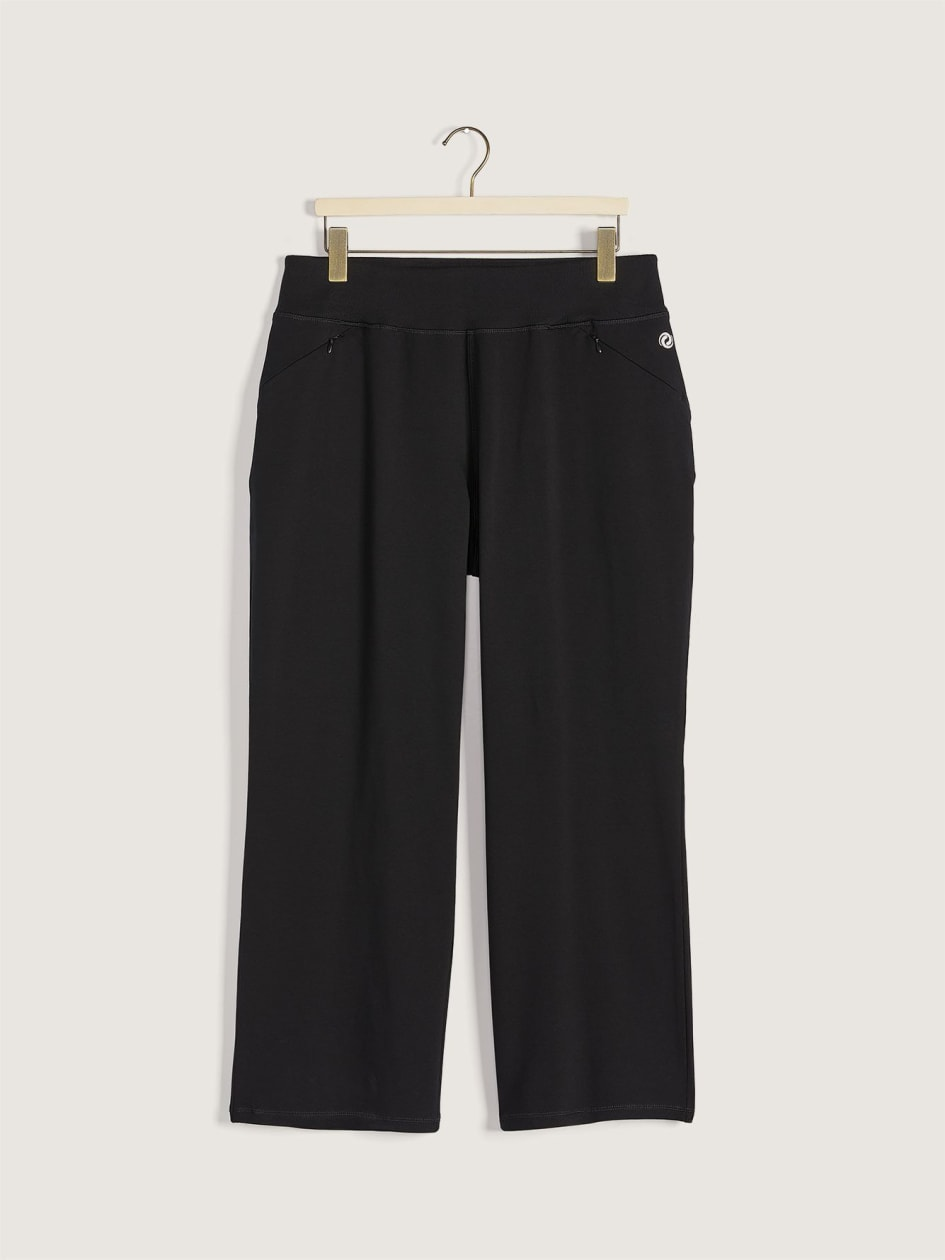 Petite, Basic Relaxed Pant - ActiveZone