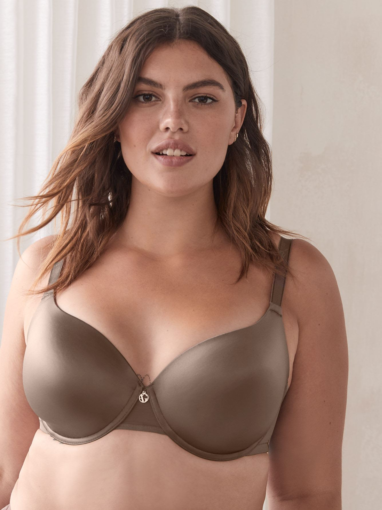 Icon T-Shirt Bra - Ashley Graham