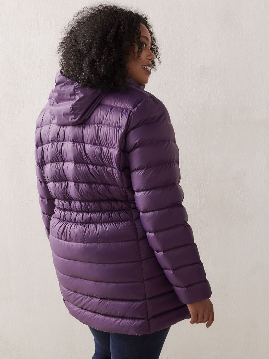 Packable Mid-Length Jacket - In Every Story