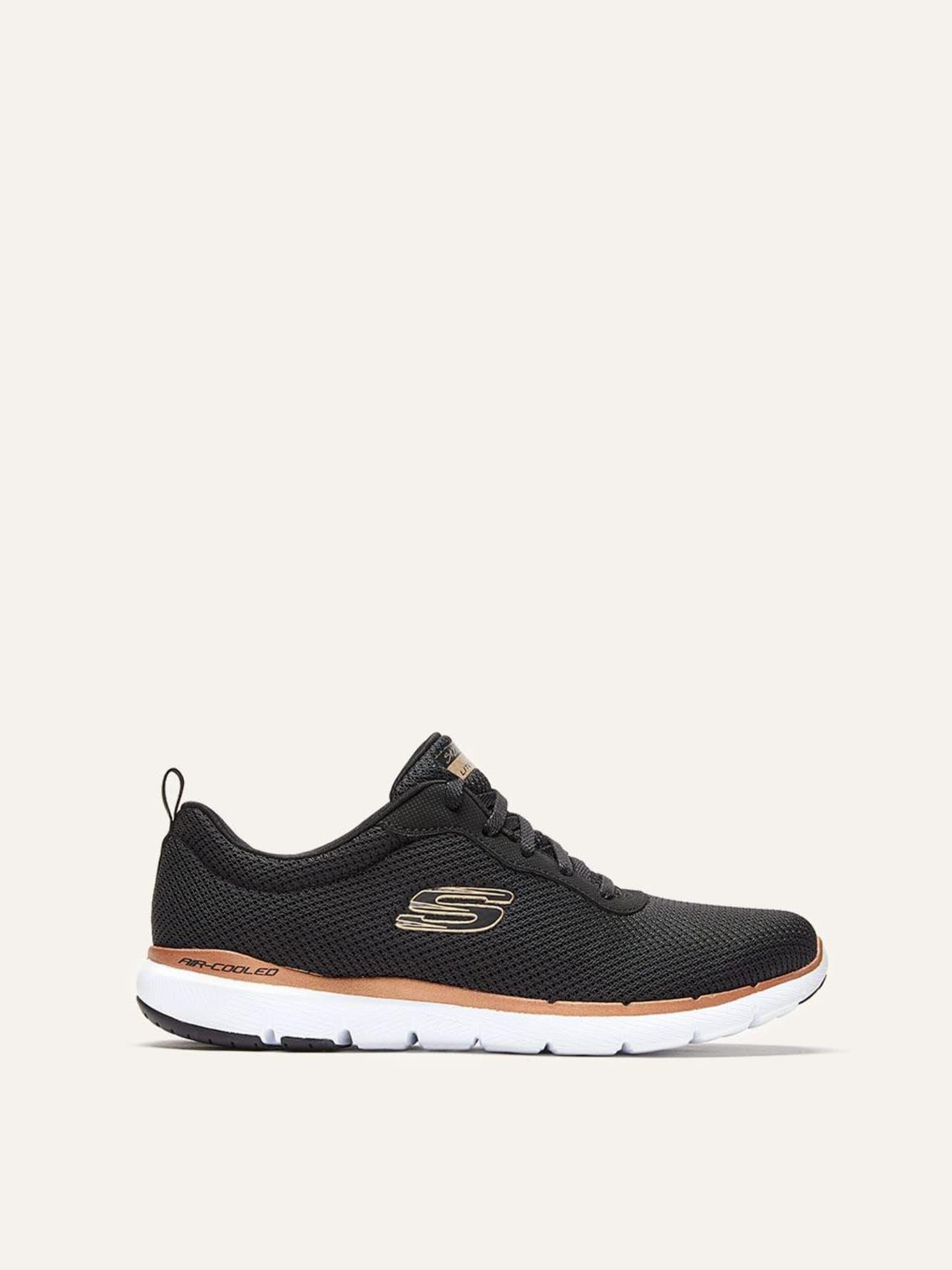25b23b4e Skechers Flex Appeal 3.0, First Insight - Wide Width Mesh Sneakers ...