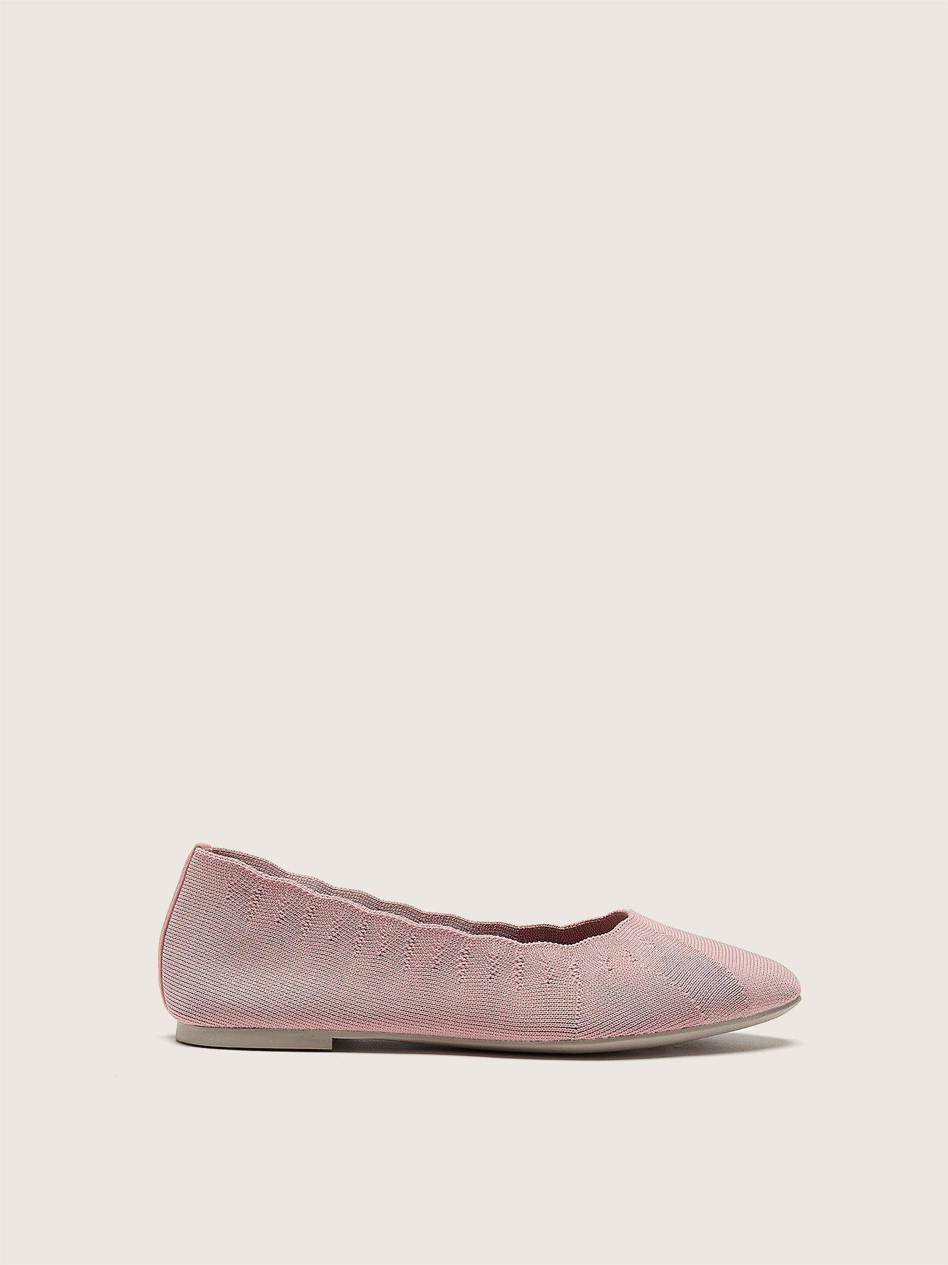 Wide Width Cleo Ballerina Flat