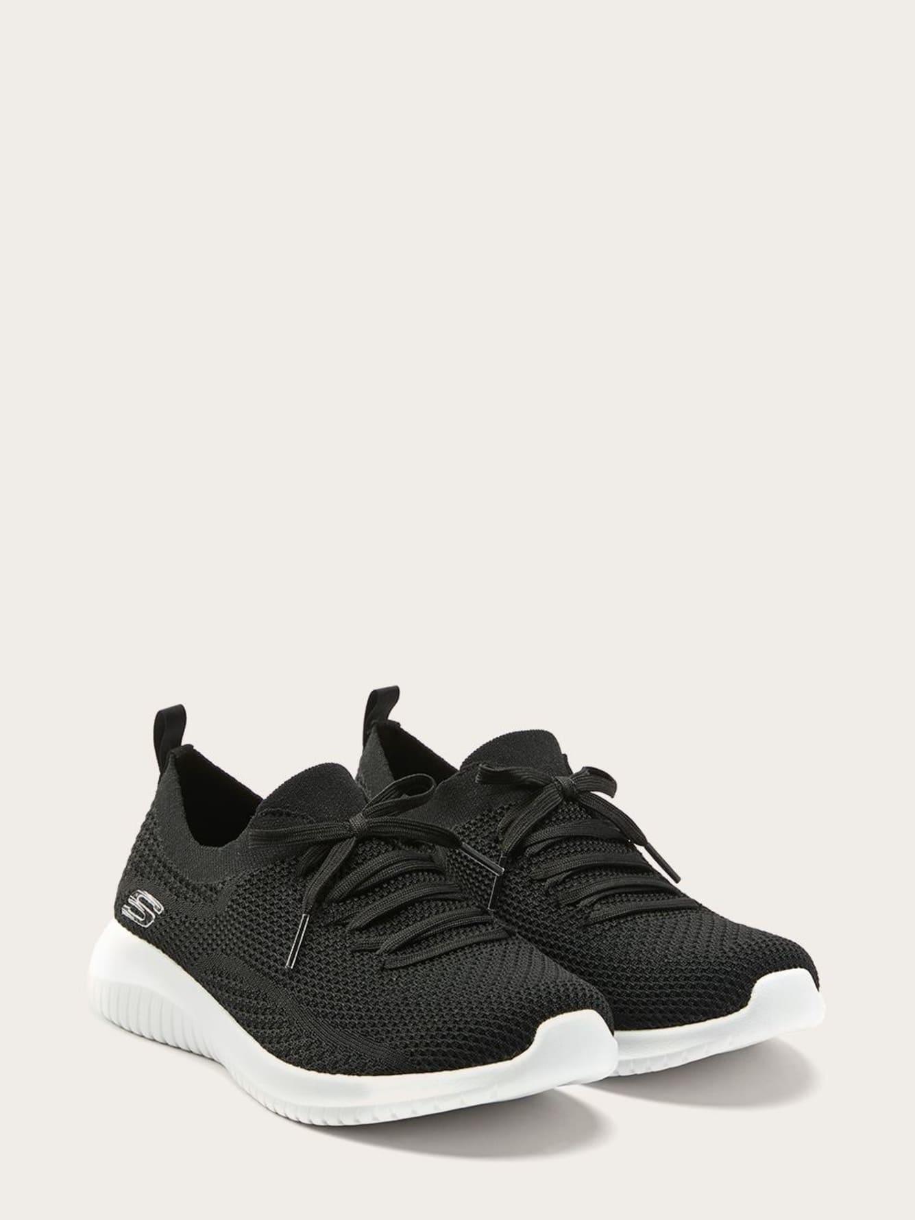 957b8231bdcd Wide-Width Slip On Sneakers with Laces - Skechers