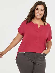 Top with Dolman Sleeves - In Every Story