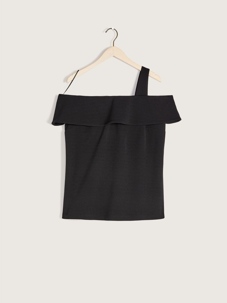 Going Out Asymmetrical Top - Love & Legend