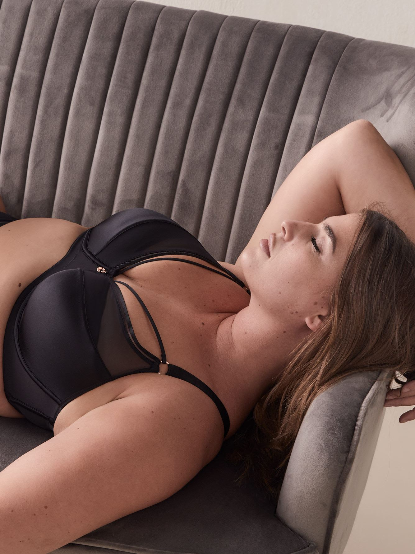 Diva Demi Cup Bra - Ashley Graham