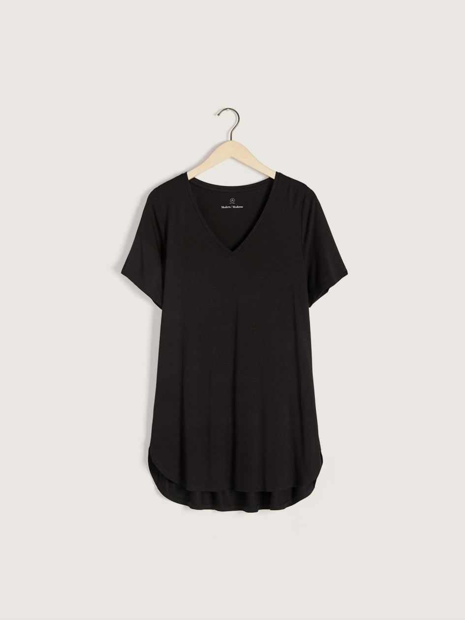 Modern Viscose & Elastane Tunic - Addition Elle