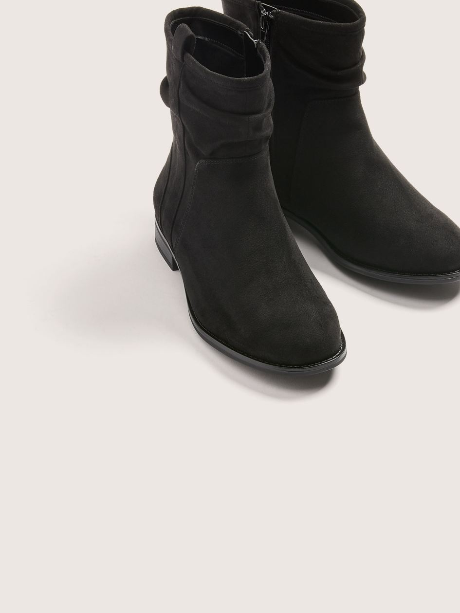 Extra Wide Microsuede Bootie - In Every Story