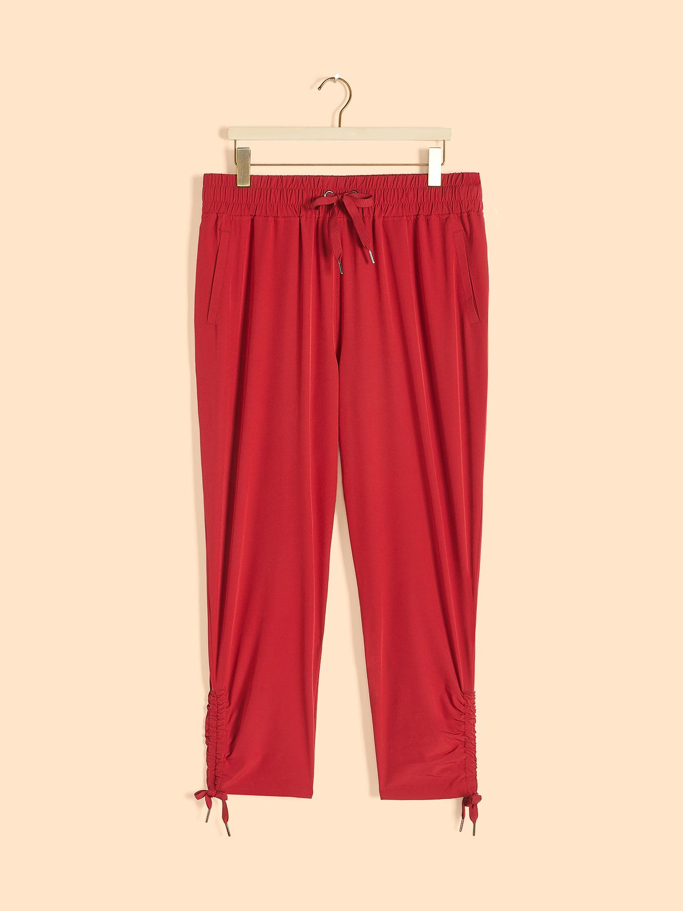 4-Way Stretch Capri Jogger - ActiveZone
