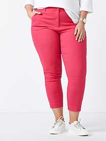 Savvy Chic Soft Touch Ankle Pant - In Every Story
