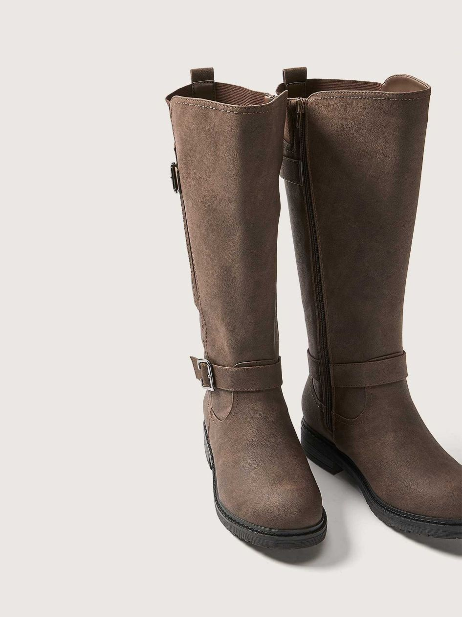 Extra Wide Water-Resistant Tall Boot - In Every Story