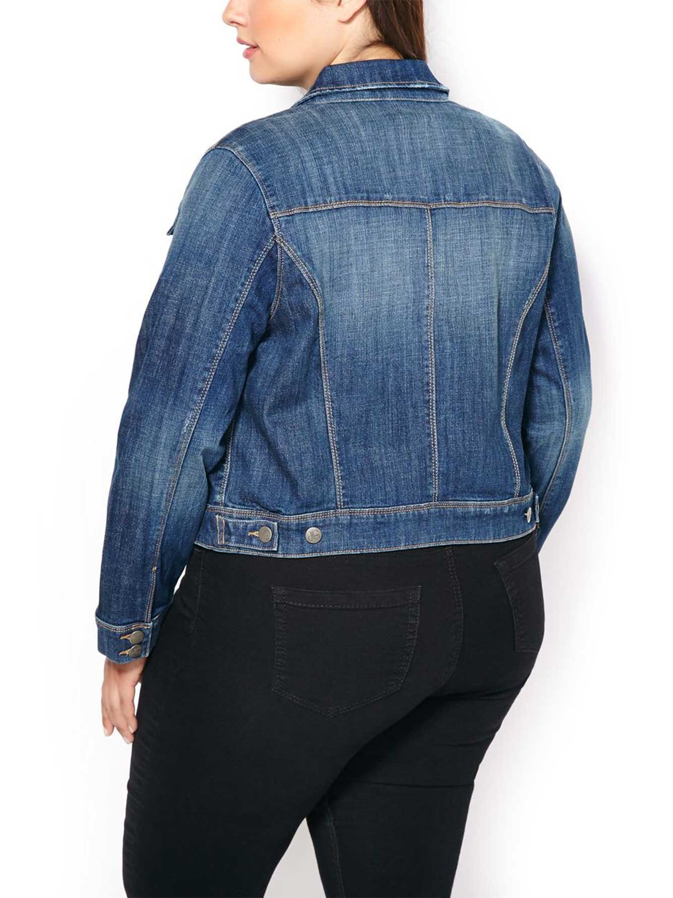 D C Jeans Long Sleeve Denim Jacket Penningtons