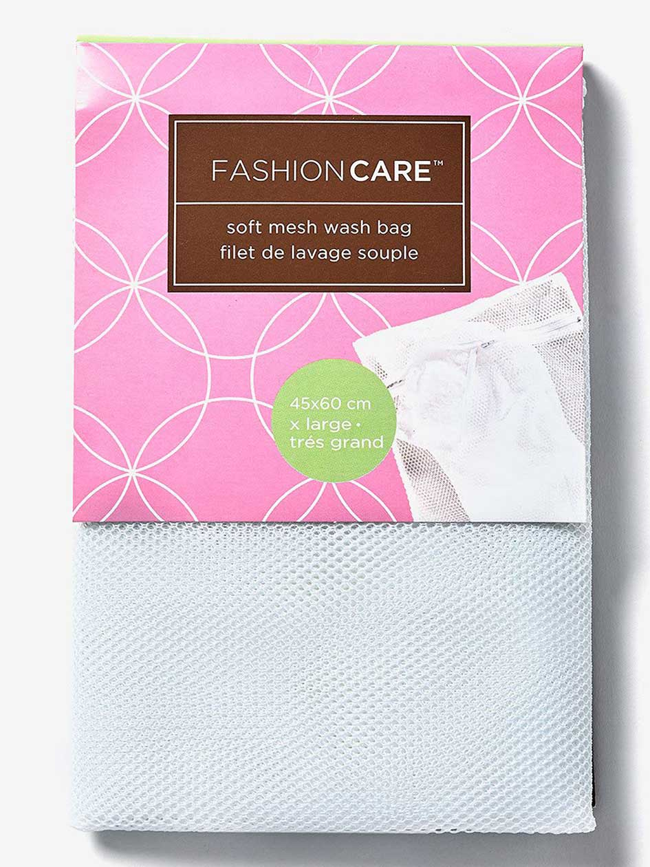 Soft Mesh Wash Bag