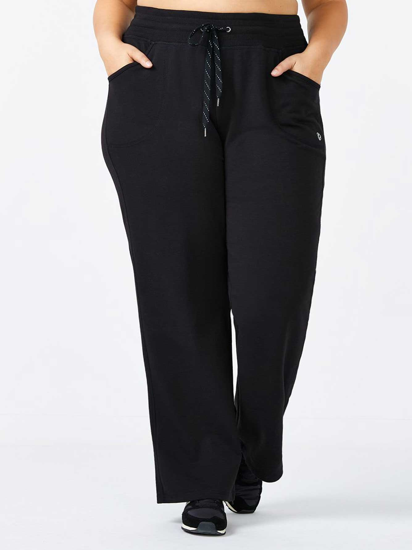 Athleisure - Plus-Size Relaxed Jogger Pant
