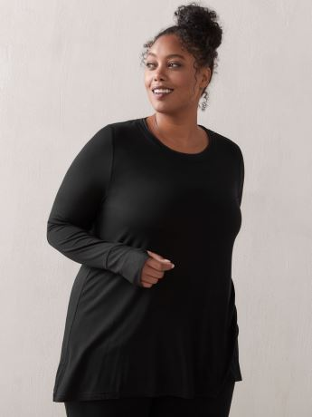 Long Sleeve Tunic - ActiveZone