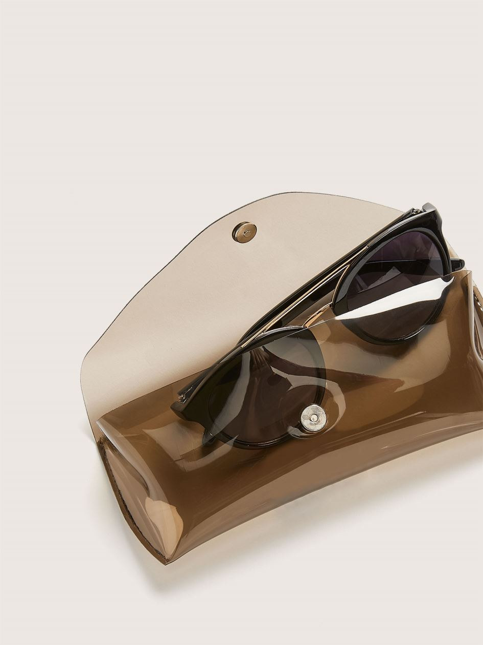 Clear Sunglasses Case - Addition Elle