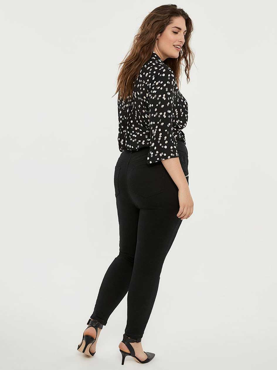 Petite Universal Fit High Waisted Jean Legging - In Every Story
