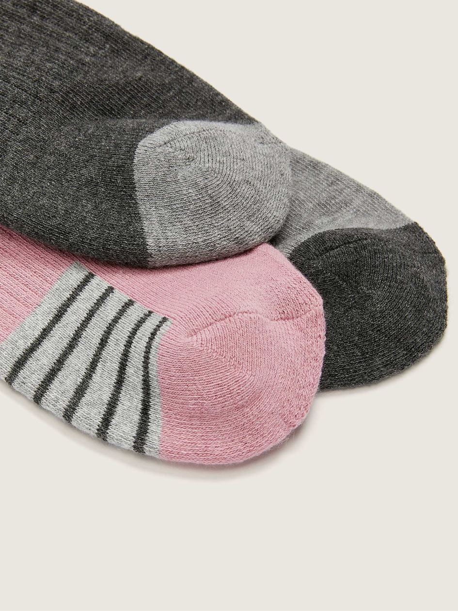 Sport Socks, 3-Pack - Addition Elle