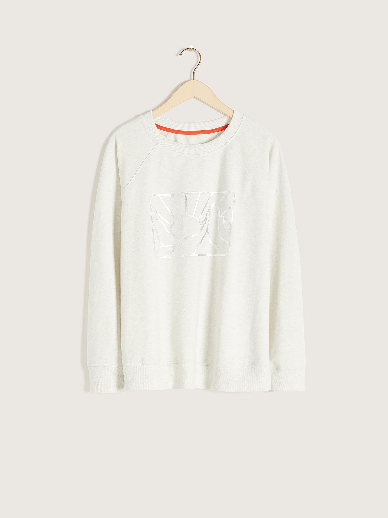 French Terry Sweatshirt - ActiveZone