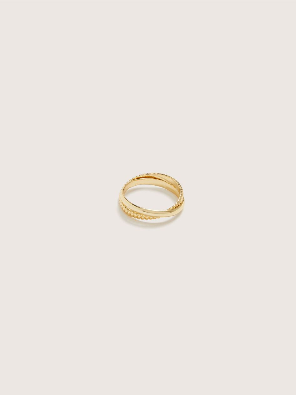 Pack of 2 Plated Rings - Addition Elle