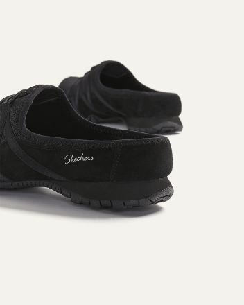 Skechers Relaxed Fit, Bikers Cuddy - Wide Width Slip On Sneakers