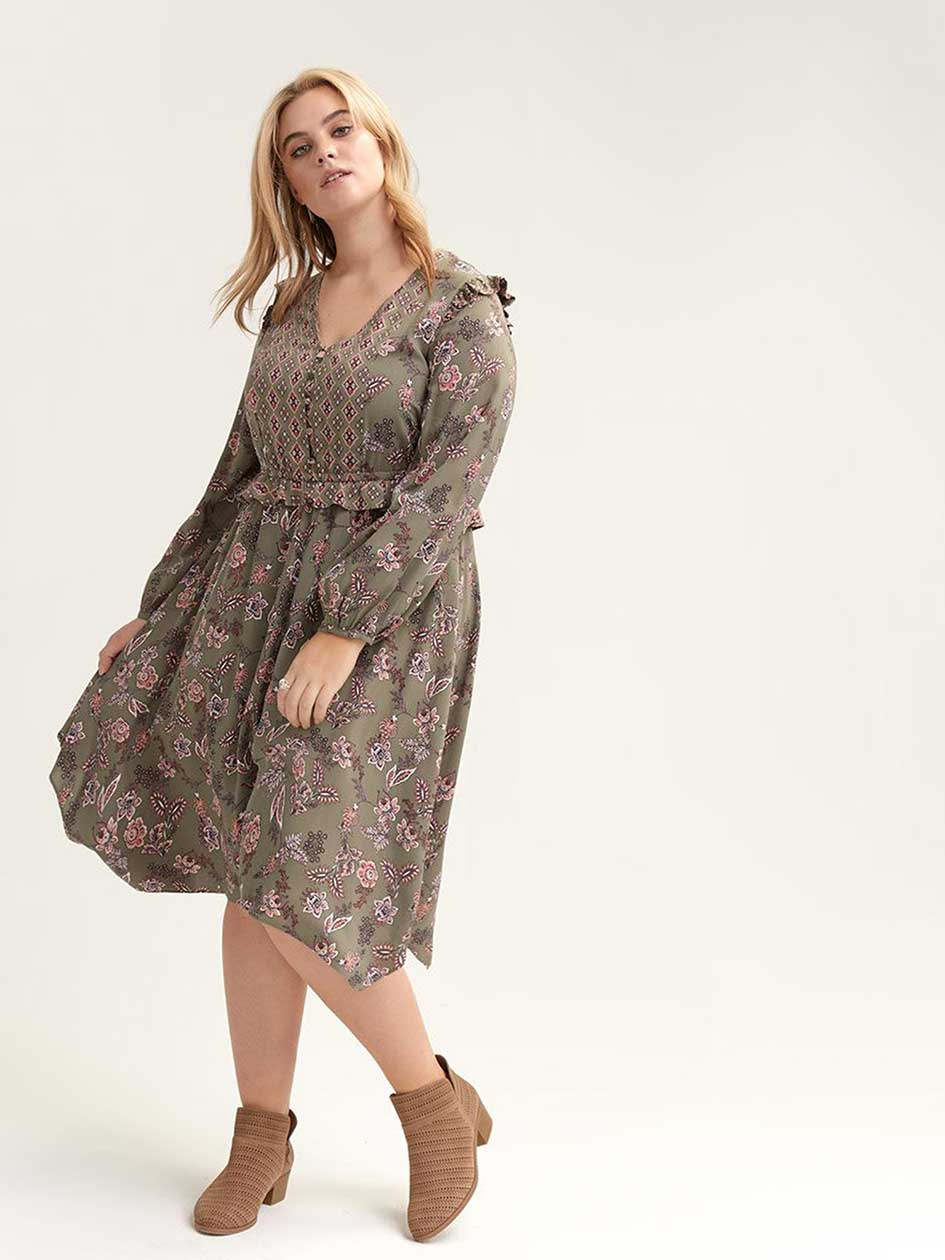 8f60a49e3b70 Stylish Plus Size Dresses | Plus Size Clothing | Penningtons
