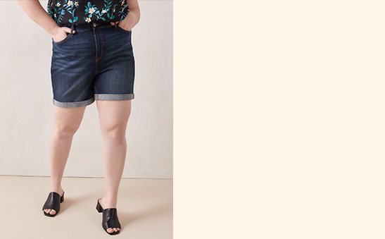 25% OFF Denim shorts