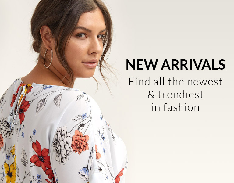 Find all the newest & trendiest in fashion