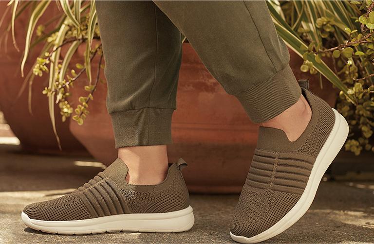 Le coin des chaussures