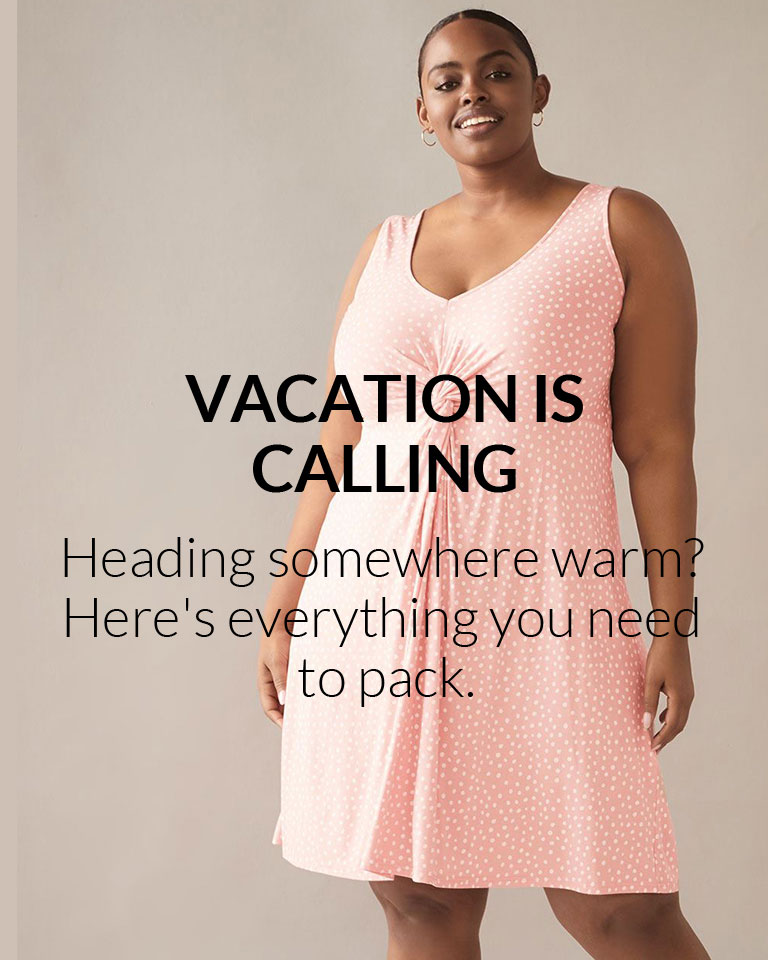VACATION IS CALLING