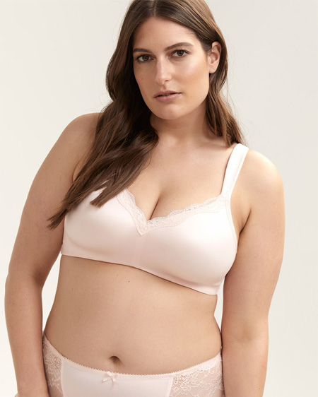 07ffbe49db PADDED WIREFREE · WIREFREE COTTON BRA