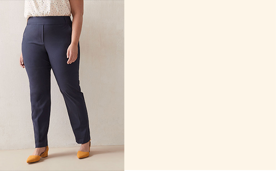 Pantalons ingénieux 2 pour 44,95 $ chacun