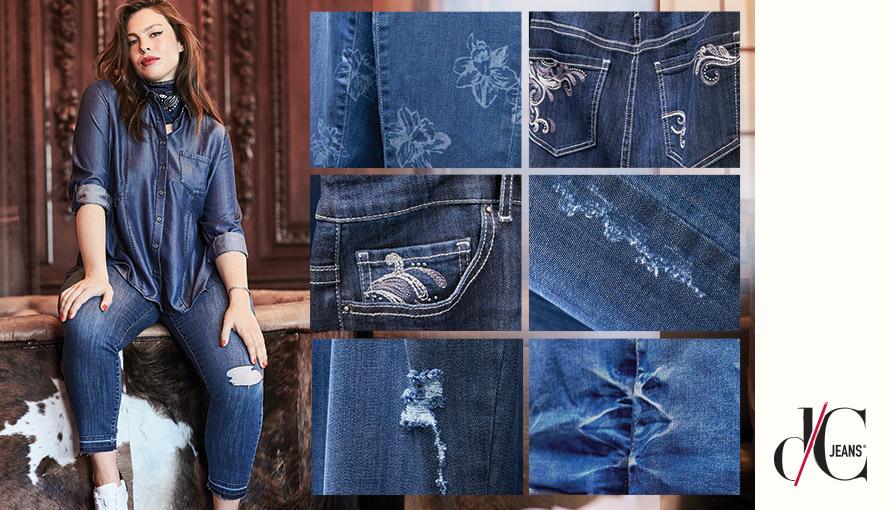 d/C jeans