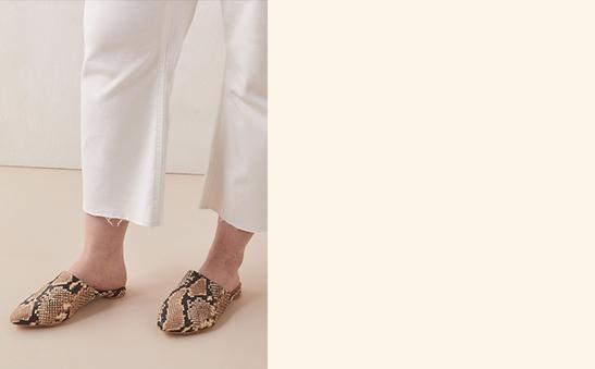 Chaussures 30 % de rabais
