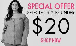 Say yes to selected styles under $20