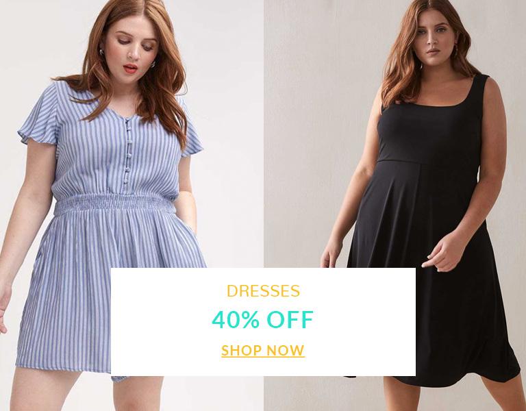 cf341842c88a90 Plus Size Clothing - Stylish & Trendy Plus Size Fashions   Penningtons