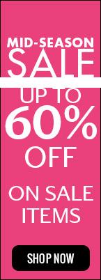 Mid season sale extra 50% off
