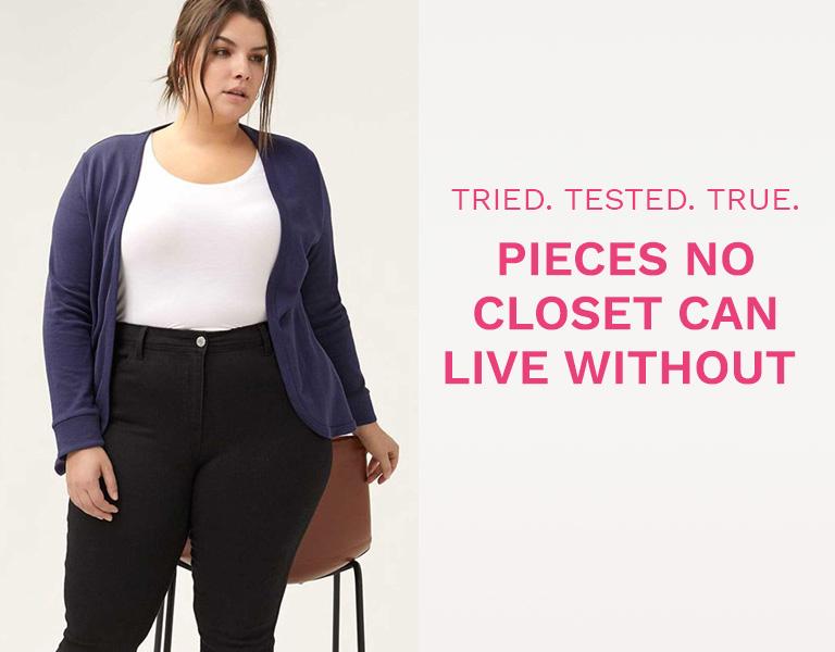 6897b10a5dd Plus Size Clothing - Stylish   Trendy Plus Size Fashions