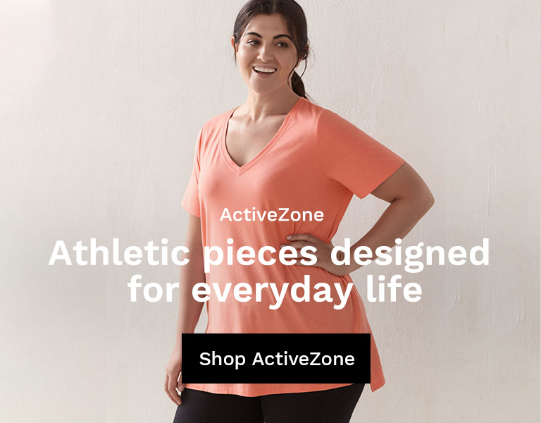 Athletic pieces designed for everyday life