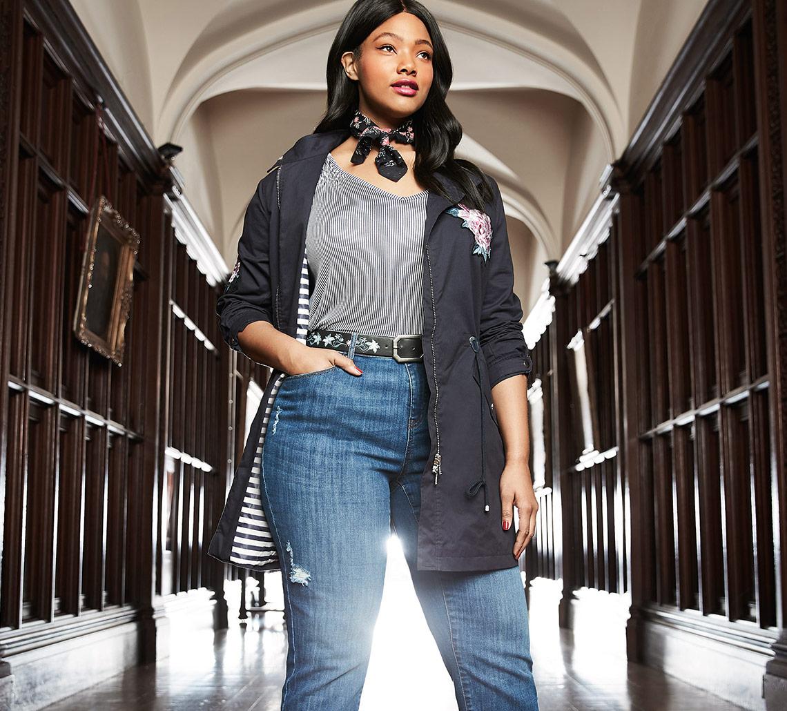 Plus Size Clothing Stylish Amp Trendy Plus Size Fashions