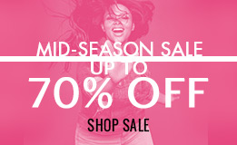 MId season up to sale 70% off sale items