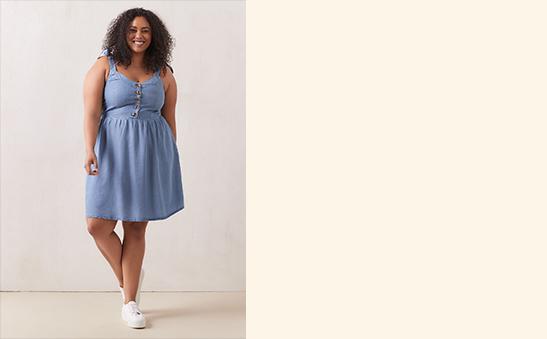 25% OFF Addition Elle Dresses