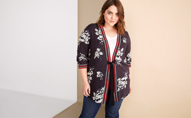 a58f6342e8 Plus Size Clothing - Stylish   Trendy Plus Size Fashions