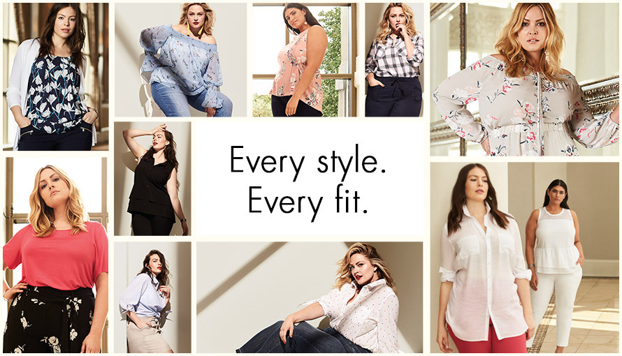 every style. every fit.